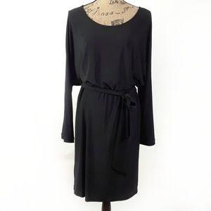 Max & Cleo Black Dress Size Medium